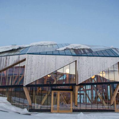 Jensen & Skodvin: Meningsbærende arkitektur i tre