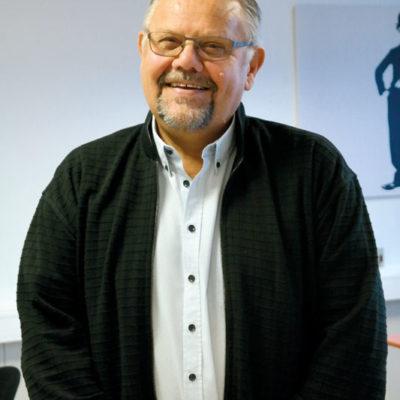 Ivar Eriksen takker for seg